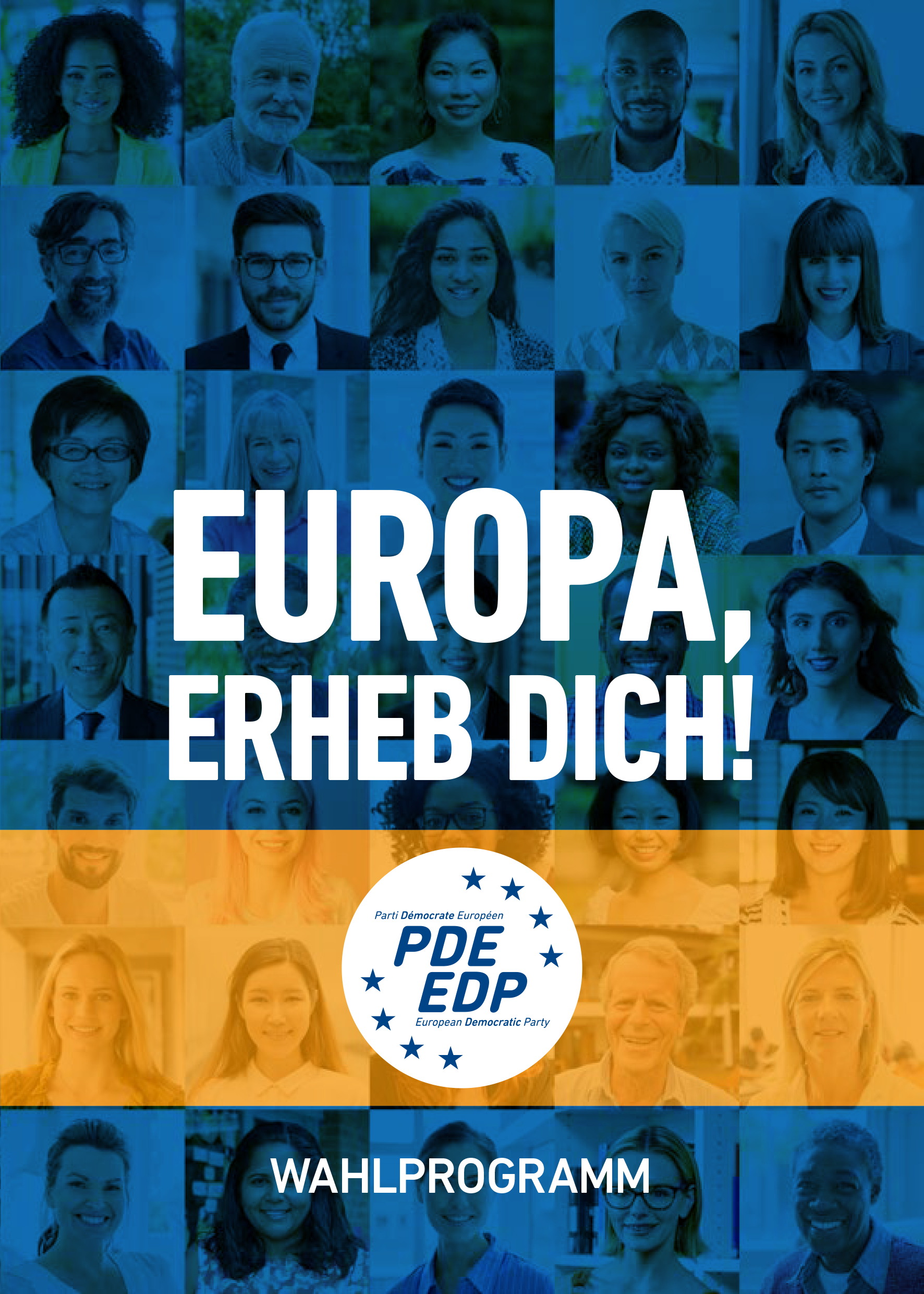 EDP manifesto in German