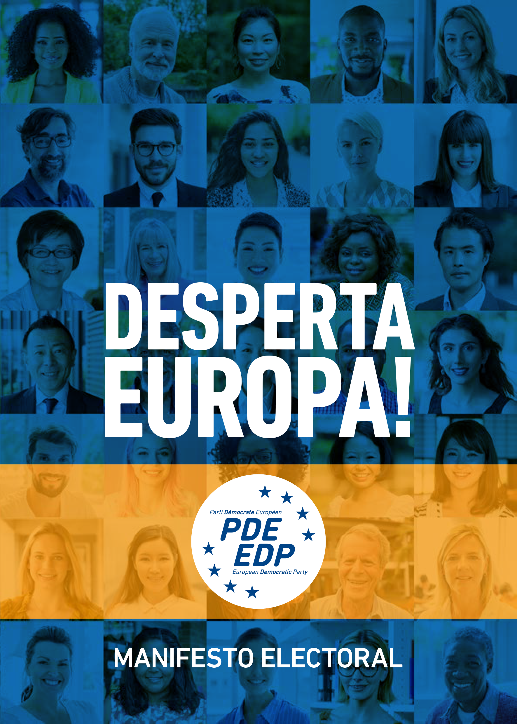 EDP Manifesto in Galician