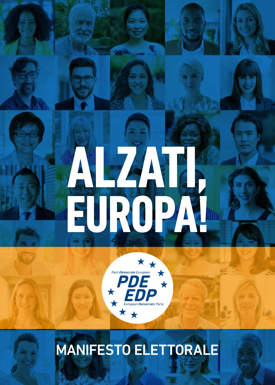 EDP Manifesto in Italian