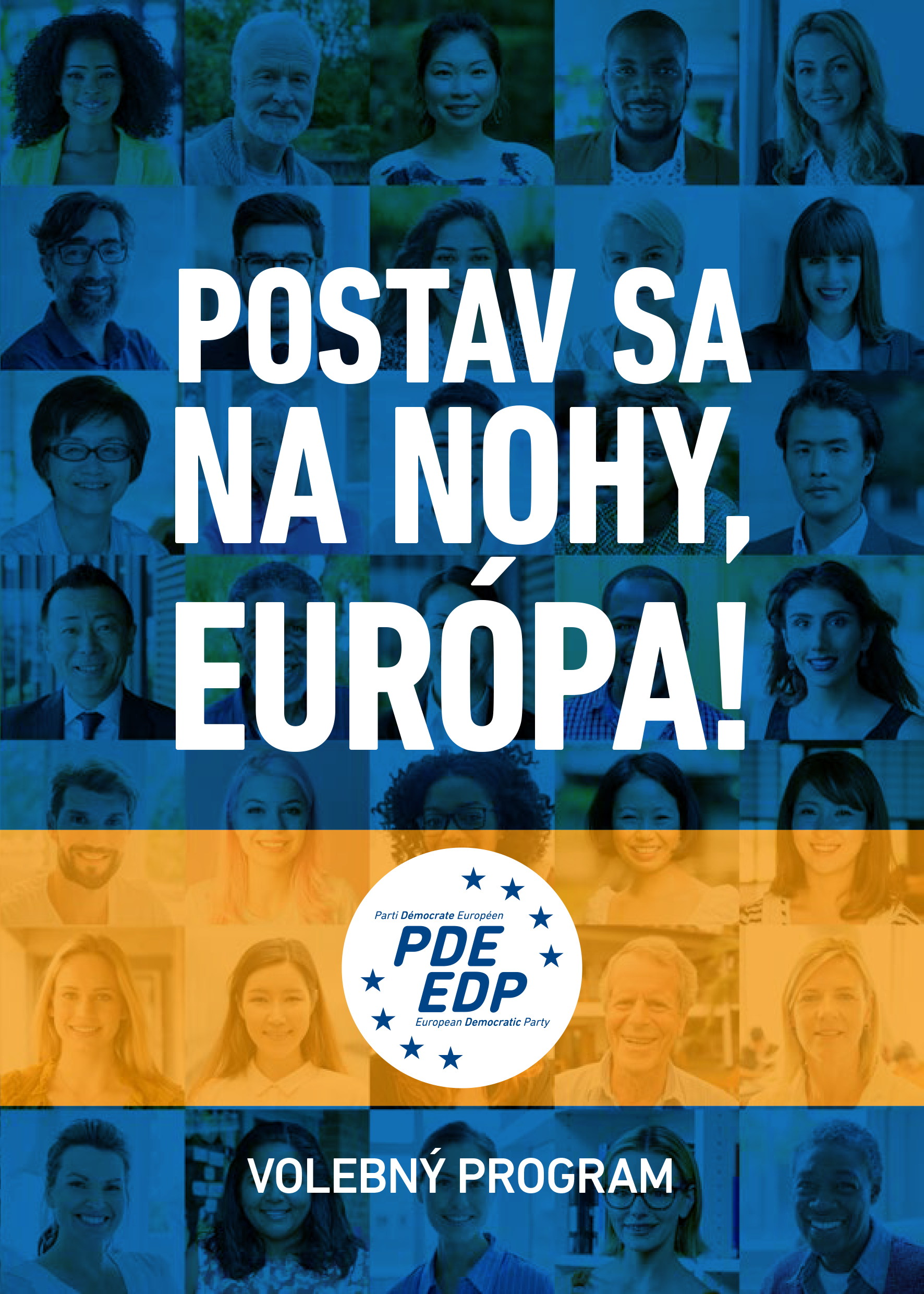 EDP Manifesto in Slovak