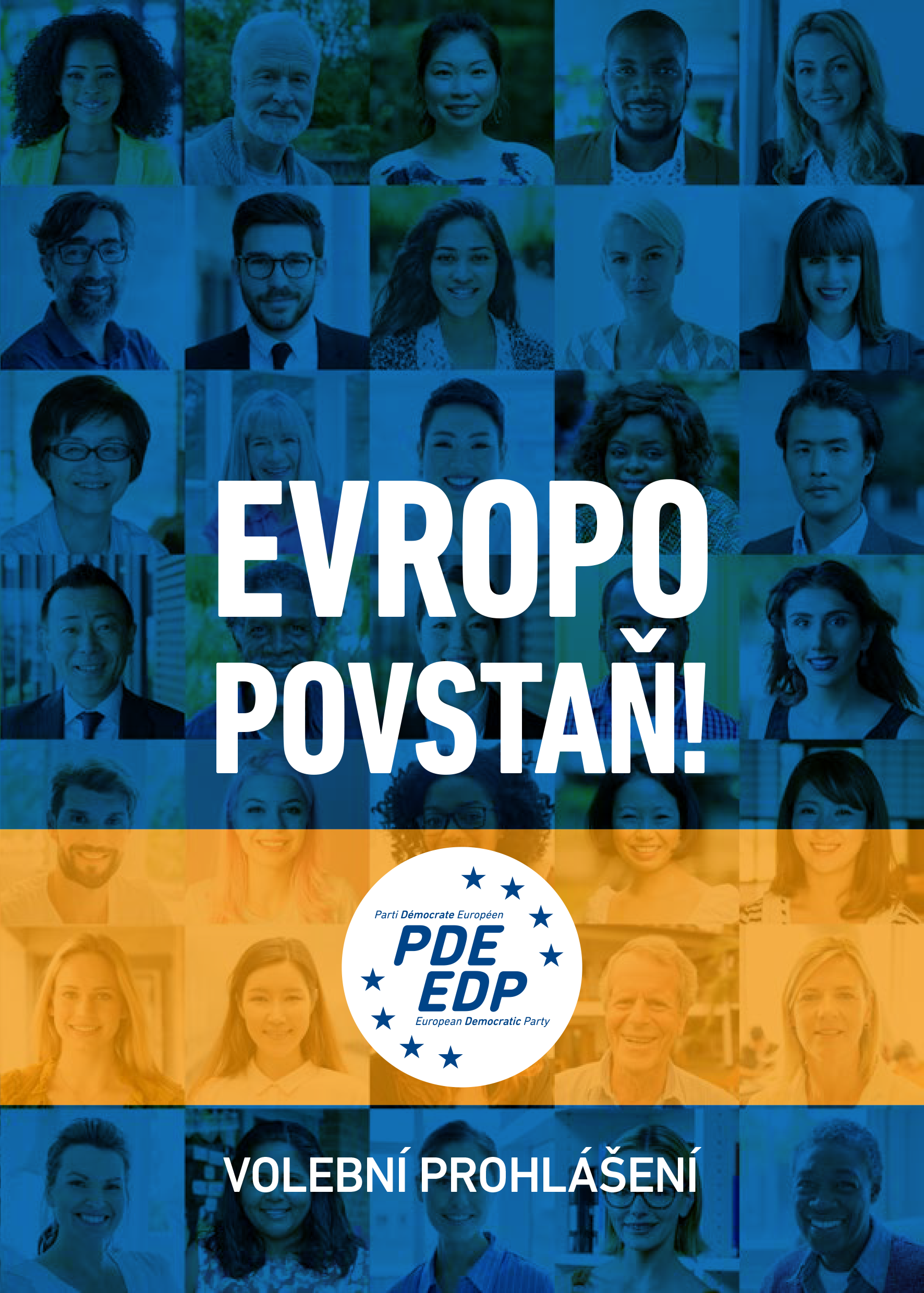 EDP Manifesto in Czech