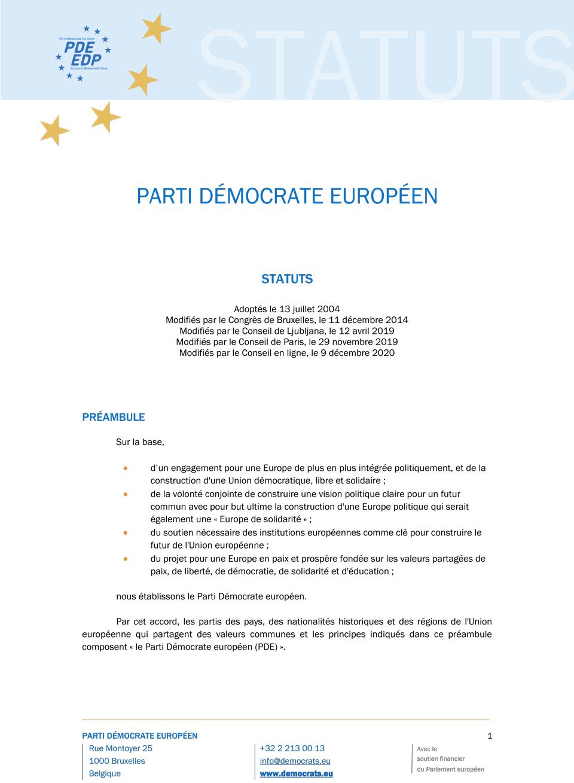 Statuts 2020 FR