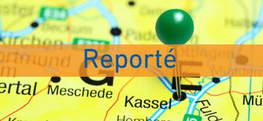 Kassel reporté