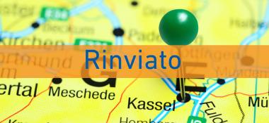 Kassel rinviato