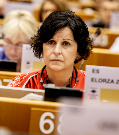 Maria Elorza - © European Union / Tim De Backer