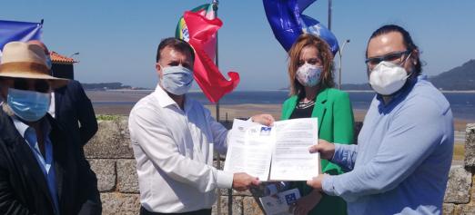 Signature protocole eurorégion