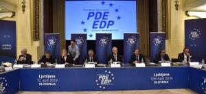 Council meeting in Slovenia