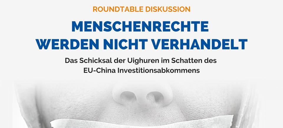 Uiguren Roundtable