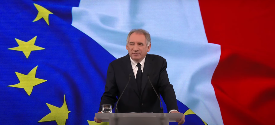 François Bayrou - Congrès MoDem